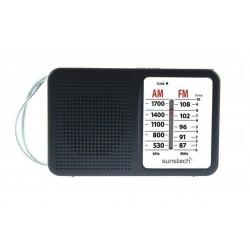 Radio portatil SUNSTECH RPS411BK