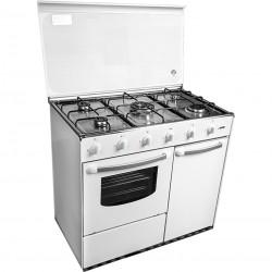 Cocina conv Svan SVK9551GBB, gas butano, 90x60cm