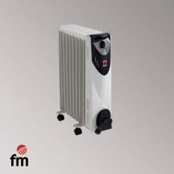 Radiador Aceite 2000w FM RW20 9 elementos