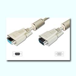 CABLE VGA MACHO - HEMBRA 2 METROS