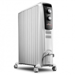 Radiador Aceite 2500w Delonghi TRD04-1025