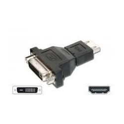 ADAPTADOR HDMI HEMBRA - DVI HEMBRA 18+1