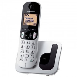 TELEFONO PANASONIC DECT KX-TGC210 SPS SILVER