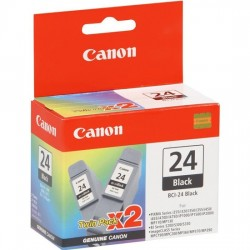 Tinta de impresión Canon BCI24BTP PACK2 P/S200 S30