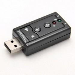 ADAPTADOR SONIDO USB 7.1 CANALES