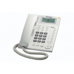 TELEFONO PANASONIC KX-TS880EXW SOBREMESA BLANCO