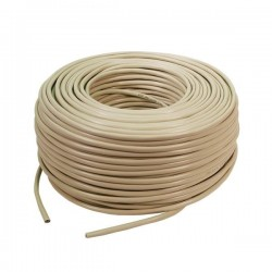 CABLE UTP CAT.5 FLEXIBLE SIN APANTA (EN ROLLO 305M