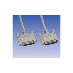 CABLE PARALELO DB25 MACHO 1,8M.