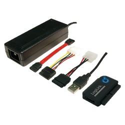 ADAPTADOR USB 2.0 A IDE Y SATA