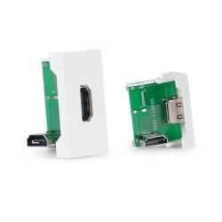 PANEL HDMI HEMBRA FONESTAR WP37H