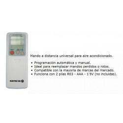 MANDO UNIVERSAL DE AIRE ACONDICIONADO
