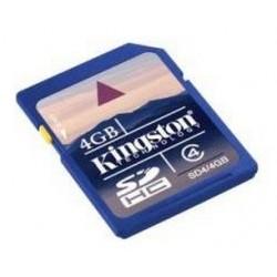 TARJETA SD 4GB