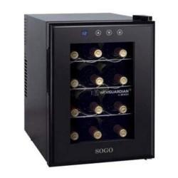 Vinoteca SOGO SS145 12 botellas negro