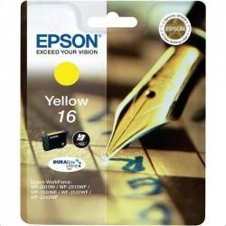 Cartucho tinta EPSON C13T16244010 Amarillo (Bolíg