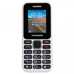 TELEFONO LIBRE THOMSON TLINK T11 COLOR BLANCO