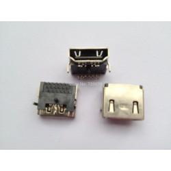 CONECTOR CHASIS HDMI HEMBRA 19P SMD