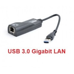 ADAPTADOR USB 3.0 ETHERNET GIGABIT GEMBIRD NICU302