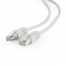 LATIGUILLO RJ45 FTP CAT.6 0,25M. GRIS CCA