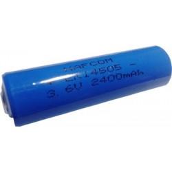 PILA LITIO R6 AA 3.6V ER14500/14505 2400MAH