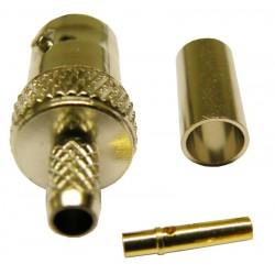 CONECTOR BNC H GRIMPAR RG-58 AEREO