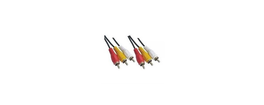 CABLES AUDIO-VIDEO