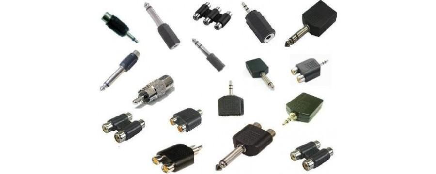 CABLES Y CONECTORES CONECTORES Y ADAPTADORES ADAPTADORES MIXTOS
