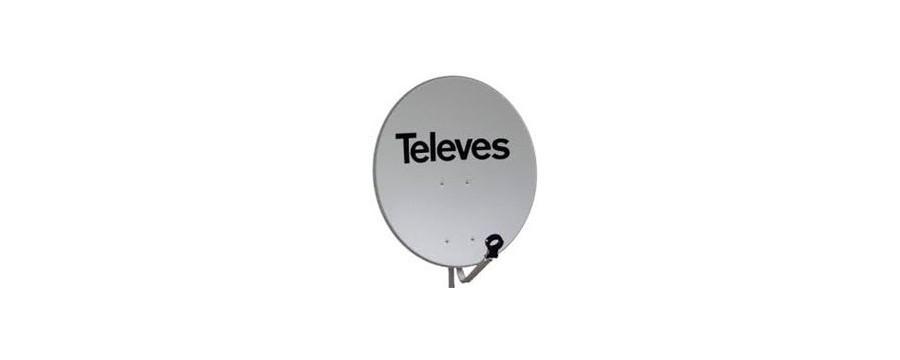 ANTENAS TV SATELITE